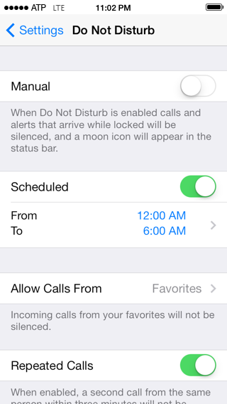 do not disturb iphone alarm do not disturb or quot how to use your iphone as an alarm 16864